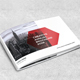 A5 Clean Annual Brochure - GraphicRiver Item for Sale