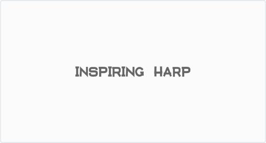 Inspiring Harp