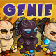 Genie 2D Game Character Sprite Sheet