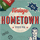 Hometown Effects Pack - GraphicRiver Item for Sale