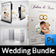 Wedding Party Bundle Vol.7 - GraphicRiver Item for Sale