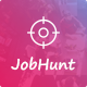 JobHunt - Job Board HTML Template