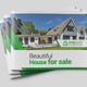 Real Estate Landscape Bifold Brochure - GraphicRiver Item for Sale