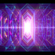 Wireframe Digital Door VJ - VideoHive Item for Sale