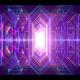 Wireframe Digital Door VJ - VideoHive Item for Sale
