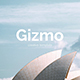 Gizmo Creative Google Slide Template