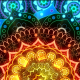 Mandala Sun Rays Stage - VideoHive Item for Sale
