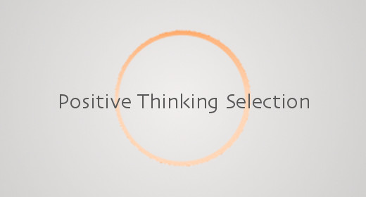 Positive Thinking Selection