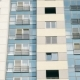 Abstract Apartment Building Establishing Shot - VideoHive Item for Sale