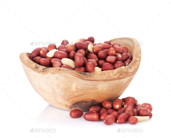 Peanuts - Stock Photo - Images
