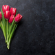 Red tulip flowers bouquet - PhotoDune Item for Sale