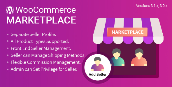 WordPress WooCommerce Multi Vendor Marketplace Plugin - CodeCanyon Item for Sale