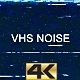 VHS Noise Old TV Overlay 4K - VideoHive Item for Sale