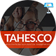 Tahes.Co Keynote Templates - GraphicRiver Item for Sale
