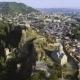 Narikala Castle in Tbilisi, Georgia. - VideoHive Item for Sale