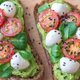 Sandwiches with avocado - PhotoDune Item for Sale