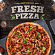 Pizza Flyer + Pizza Menu - GraphicRiver Item for Sale