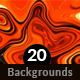 20 Unique Backgrounds - GraphicRiver Item for Sale