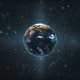 Planet Earth Rotate in Deep Space - VideoHive Item for Sale