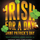 St. Patricks Day Flyer Template - GraphicRiver Item for Sale