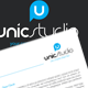 Unic Studio Corporate Identity - GraphicRiver Item for Sale