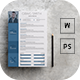 Resume Template | CV + Cover Letter - GraphicRiver Item for Sale