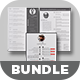 Resumes Bundle Design - GraphicRiver Item for Sale