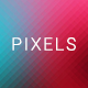 Pixels | Pixelated Backgrounds | Vol. 02