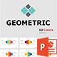 Geometric Powerpoint Presentation - GraphicRiver Item for Sale
