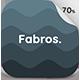 Fabros - Creative & Minimal Template (Keynote)