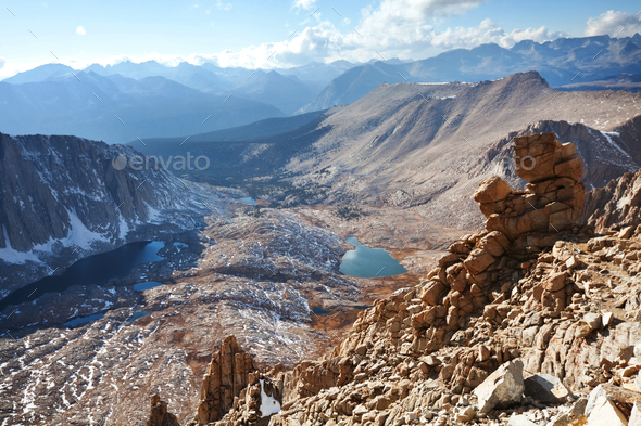 Sierra Nevada - Stock Photo - Images