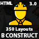 B Construction - Construction Building Company - ThemeForest Item for Sale