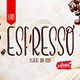Espresso hand written font - GraphicRiver Item for Sale