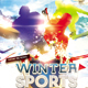 Winter Games Sports Flyer