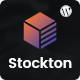 Stockton - Business Consulting Services WordPress Theme