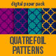 12 Indian Quatrefoil Patterns
