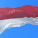 Flag of Indonesia Waving - VideoHive Item for Sale