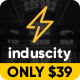 Induscity - Industrial Business WordPress Theme