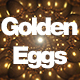 Golden Eggs Background - VideoHive Item for Sale
