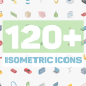 Isometric Icons - VideoHive Item for Sale