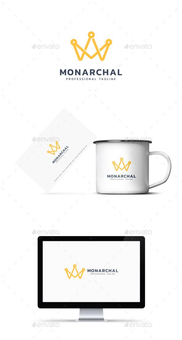 Monarchal Logo - Symbols Logo Templates