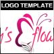 Flower - Florist Logo Template - GraphicRiver Item for Sale