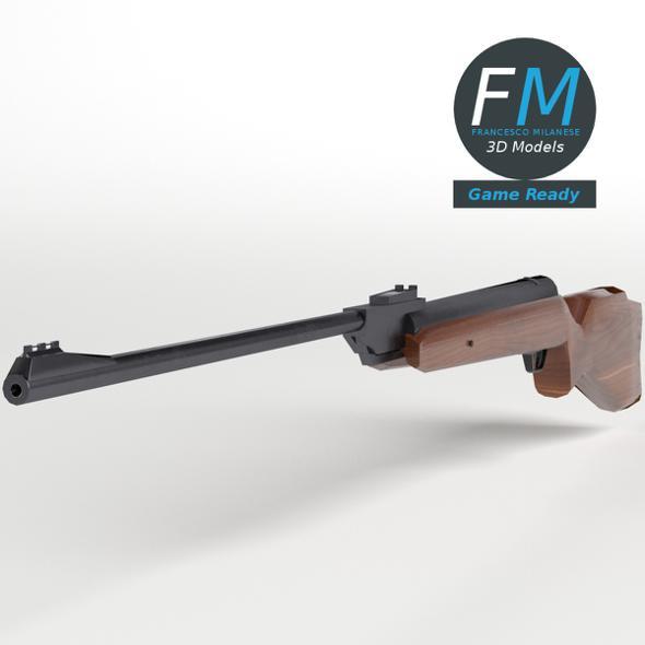 Carabine Rifle GR - 3DOcean Item for Sale