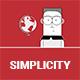 Bundle 4 In 1 Simplicity - Multipurpose PowerPoint Template