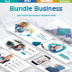 2 in 1 Bundle Business Google Slide Template