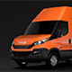 Iveco Daily Van L3H3 2017 - 3DOcean Item for Sale