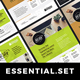 Flyers | Essential Set - GraphicRiver Item for Sale