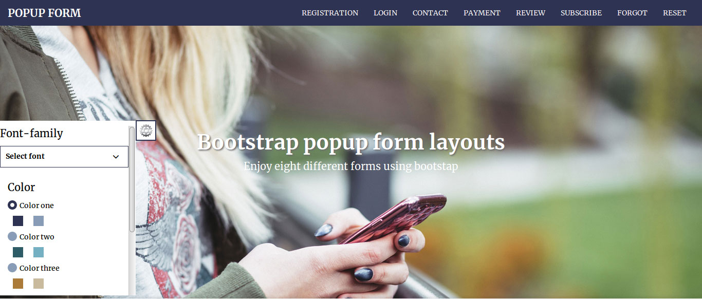Classic bootstrap responsive form by makewebbetter codecanyon classic bootstrap responsive form falaconquin