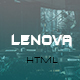 Lenova - One page Parallax Template. - ThemeForest Item for Sale