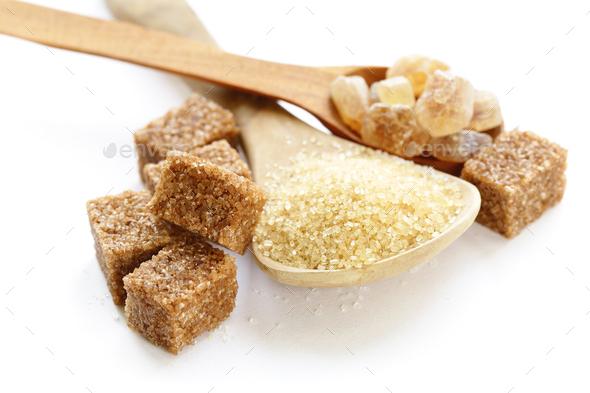 Brown Sugar - Stock Photo - Images